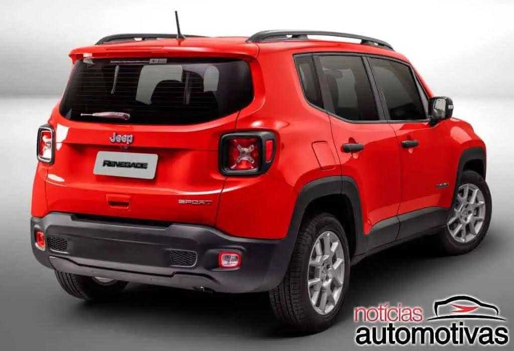 Sucesso, Jeep Renegade chega a 350.000 vendidos no Brasil