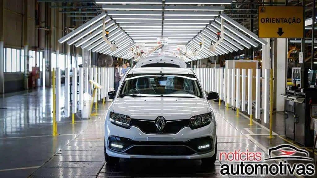 Renault estende paralisação no Paraná até o dia 3 de setembro