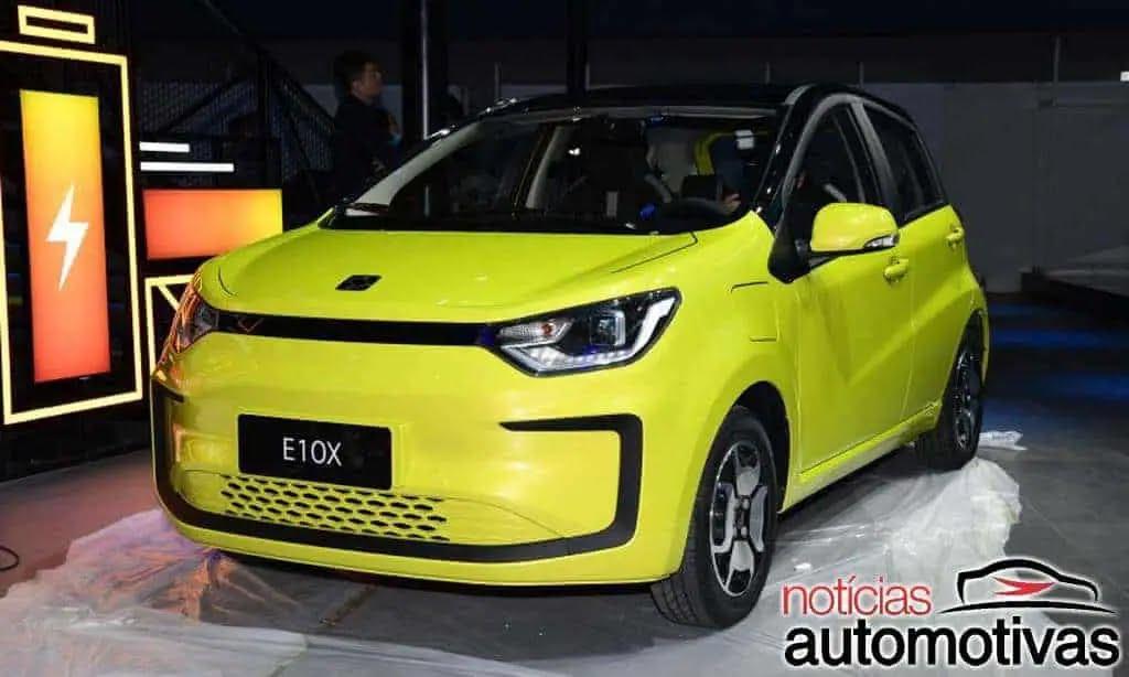 China: sócias da VW preocupadas com investimentos na JAC Motors