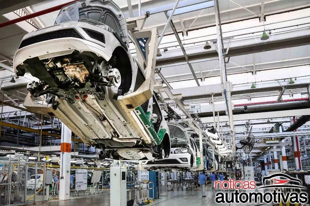 Crise de Covid-19 na Malásia para VW em Taubaté mais uma vez